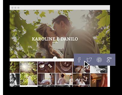 sistema para fotografos, escolha de fotos online, selecao on-line de fotos